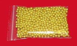 Włoskie Perełki Złote 5 mm - 450g