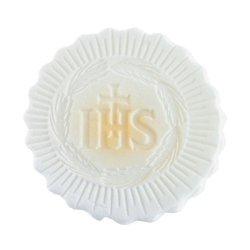 Hostia - dekoracja cukrowa na tort