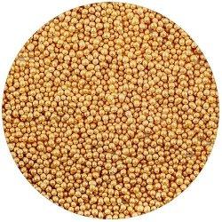 Posypka cukrowa - Maczek złoty 1kg - świecący