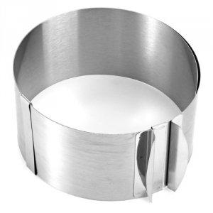 Forma RANT okrągły regulowany do pieczenia 16-30cm
