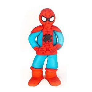 Figurka Cukrowa na tort SPIDER-MAN