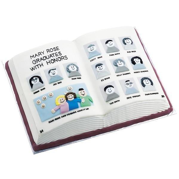 Księga - Forma aluminiowa do ciasta