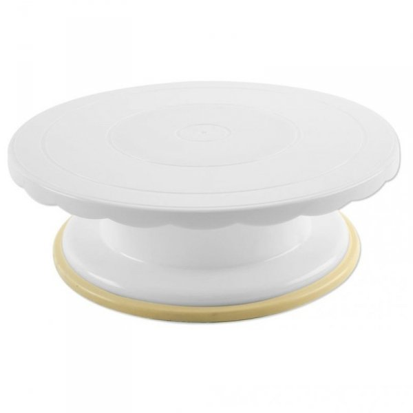 Patera obrotowa na tort śr. 28 cm