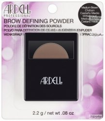 ARDELL BROW DEFINING POWDER CIEŃ DO STYLIZACJI BRWI Medium