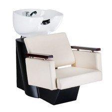 Myjnia Fryzjerska Milo Kremowa BD-7825 BS
