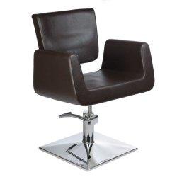 Fotel Fryzjerski Vito BH-8802 Brązowy BS