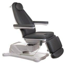 Elektryczny fotel kosmetyczny Mazaro BR-6672 Szary BS