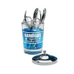 BARBICIDE Pojemnik szklany do dezynfekcji 120 ml