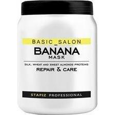 Stapiz Basic Salon Maska Banana 1000ml