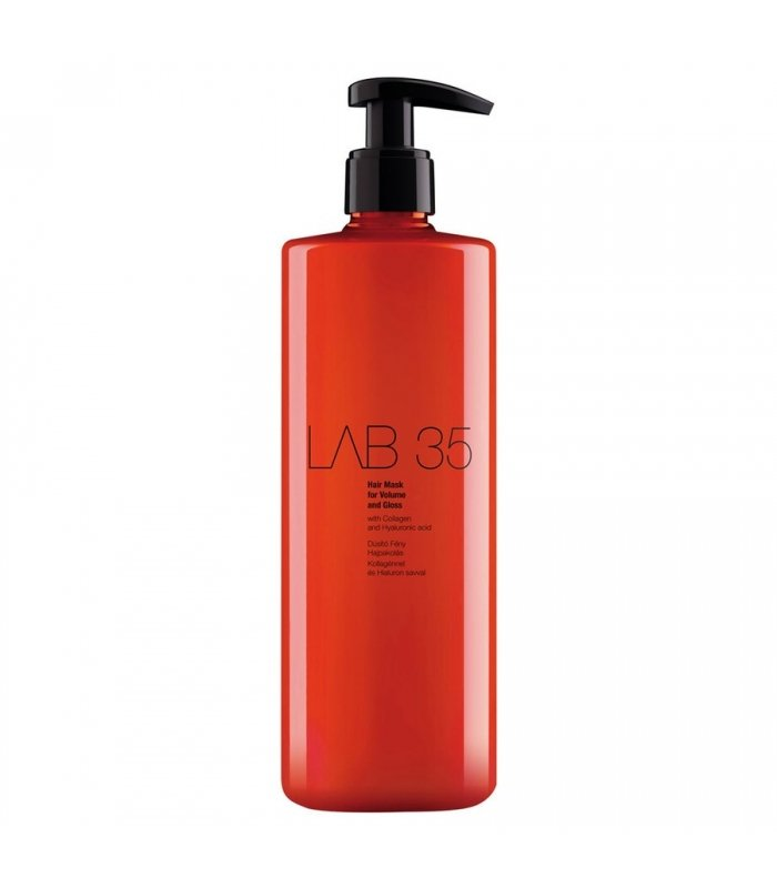 KALLOS LAB 35 - Maska Volume & Gloss 500 ml