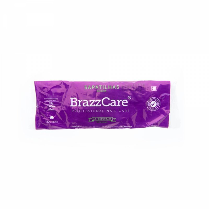 BrazzCare - Skarpety Do Pedicure