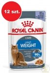 Royal Canin Light Weight w galaretce 12 saszetek po 85g