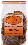 Herbal Pets Chipsy Naturalne Gruszkowe 75g