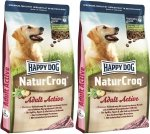 Happy Dog NaturCroq Active 2x15kg (30kg)