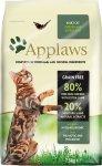 Applaws Sucha karma dla kotów z kurczakiem i jagnięcina 2kg