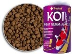 Tropical Koi Wheat Germ & Garlic Pellet size M - wiadro 3l/1,05kg