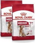 Royal Canin Medium Adult 7+ 2x15kg (30kg)