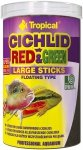 Tropical Red&Green Large Sticks 1000ml/300g