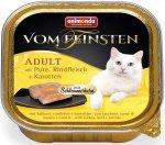 Animonda Vom Feinsten Adult z indykiem, wołowiną i marchewką 100g