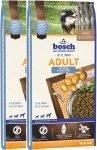 Bosch Adult F&P Fish Potato 2x15kg (30kg)