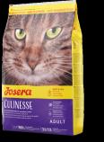 Josera Culinesse - z drobiem i łososiem dla wymagających kotów 2kg +12 puszek Abart z drobiem GRATIS