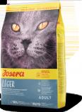 Josera (rabat 10%)Leger dla kotów starszych i mało aktywnych 2kg +12 puszek Abart z Królikiem GRATIS