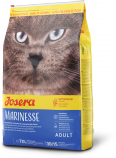 Josera (rabat 10%)Marinesse z rybą dla kotów 2kg +12 puszek Abart z Królikiem GRATIS