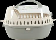 Zolux Transporter dla gryzoni i królików - beżowo szary