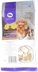 Maced Przysmak dla małego psa - Markizy Mix 75g