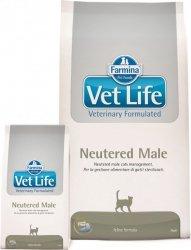 Vet Life Cat Neutered Male 400g
