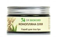 Peeling SPA do Ciała z Olejem Konopnym, Dr.Biokord, 250ml