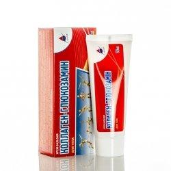 Cream-balm Collagen & Glucosamine, 75 ml