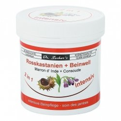 Chestnut and Comfrey Leg Cream, Rosskastanien Beinwell Forte