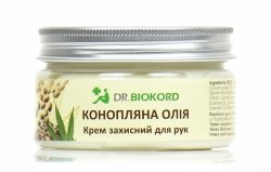 Protective Hemp Hand Cream, Dr. Biokord, 100% Natural