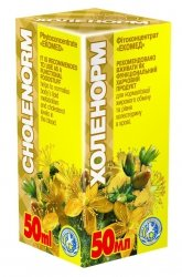Cholenorm Herbal Drops, Ekomed
