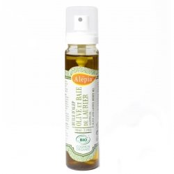 Alep Oil 10% Laurel Oil, 90% Olive Oil, Spray