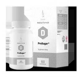 DuoLife Medical Formula ProSugar, 60 capsules