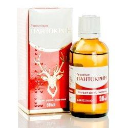 Pantocrin (Deer Antler Extract), 50ml