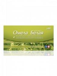 Mistletoe White Herbal Tea, 25 teabags