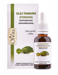 Tamanu Oil, Cold pressed, Olvita, 30ml