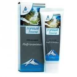 Naphthalan Cream Balm, Elixir