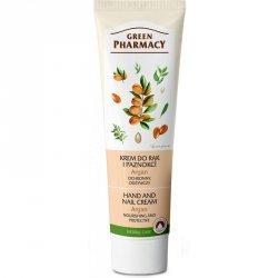 Argan Protective, Nourishing Hand and Nail Cream, Green Pharmacy