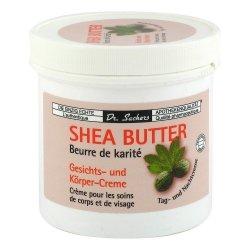 Krem do Twarzy i Ciala z Masłem Shea, Shea Butter Cream
