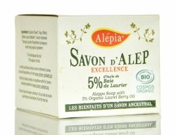 Alep Soap Excellence 5% Laurie BIO, 190gr