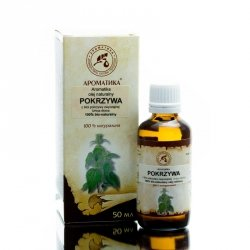 Nettle Oil, 100 % Natural Organic, Aromatika