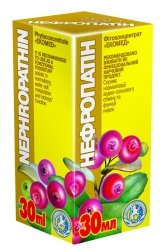 Nephropathin Herbal Drops, Ekomed Phyto Concentrate