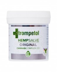 Trompetol Hemp Salve Regenerate Ointment