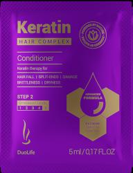 SAMPLE Advanced Formula Conditioner DuoLife Keratin Hair Complex