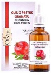 Cosmetic Pomegranate Seed Oil, 100% Natural, Olvita