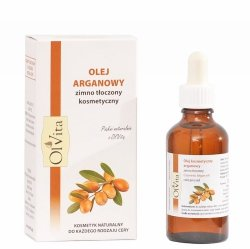 Argan Oil Cold pressed, Olvita, 50ml